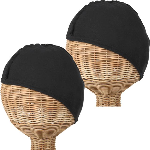 インナーキャップ 帽子の肌着 2枚セット 1021-2