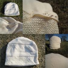まんさく園 帽子
